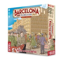 Barcelona Board Game