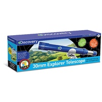 Discovery Kids - 30mm Explorer Telescope