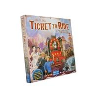 Ticket To Ride: Asia Edition