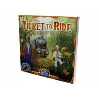Ticket To Ride Africa DOW720117