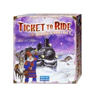 Ticket To Ride: Nordic Countrys DOW7208