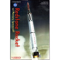 Dragon 1/72 Redstone Rocket with Mercury Capsule DR 11014