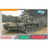Dragon 1/35 M60A2 Starship Smart Kit DR 3562