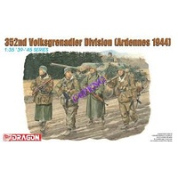 Dragon 6115 1/35 352nd Volksgrenadier Division (Ardennes 1944) Plastic Model Kit