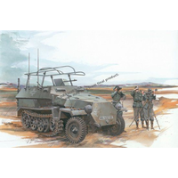 Dragon 1/35 SDKFZ 251/6 Command Half Track