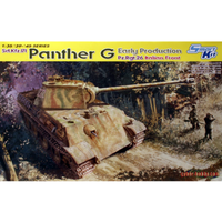 Dragon 1/35 Panther G Early Version PzRgt26 DR 6267