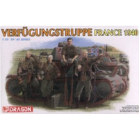 Dragon 1/35 Verfugunstruppe (France 1940) DR 6309