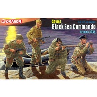 Dragon 1/35 Soviet Black Sea Commando