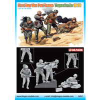 Dragon 1/35 Hunting the Partisans Yugoslavia 1943 DR 6491
