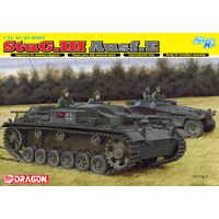 Dragon 1/35 StuG.III Ausf.E (Smart Kit)