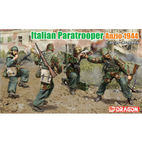 Dragon 1/35 Italian ParaTroopers Anzio 1944 DR 6741