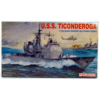 Dragon 1/700 USS Ticonderoga DR 7018