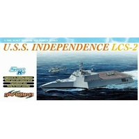 Dragon 7092 1/700 U.S.S. Independence LCS-2 Plastic Model Kit