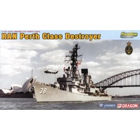 Dragon 7146 1/700 RAN HMAS Perth D-38 Plastic Model Kit