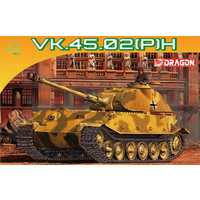 Dragon 1/72 VK.45.02(P)H DR 7493