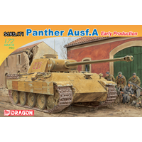 Dragon 1/72 Sd.Kfz.171 Panther A Early Production
