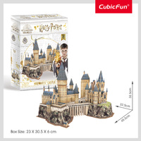 Cubic Fun 197pc Harry Potter Hogwarts Castle