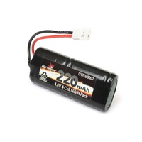Dynamite 1/24 4.8V 220mAh NiMh Battery, ECX Vehicles, DYNB0007