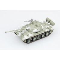 Easy Model 35020 1/72 T-54 USSR Army in winter camouflage Assembled Model