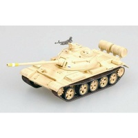 Easy Model 1/72 T-54 Iraq 1991 Assembled Model