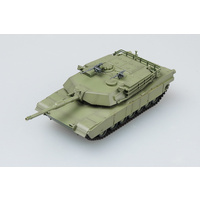 Easy Model 35029 1/72 M1A1 Abrams Residence Europe 1990 Assembled Model