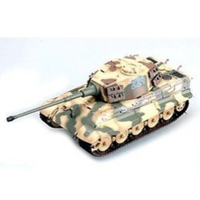 Easy Model 1/72 King Tiger SS.Pz