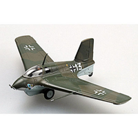 "Easy Model 36341 1/72 Me.163 Komet B-1a ""White13"" of ll./JG400 Assembled Model"