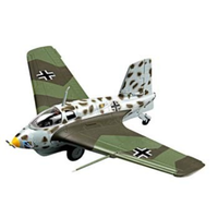 Easy Model 36342 1/72 Me.163 Komet B-1a of ll./JG400 Assembled Model