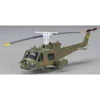 "Easy Model 36906 1/72 Helicopter - UH-1B ""Huey"" 1st Platoon, Battery ""C"" Assembled Model"