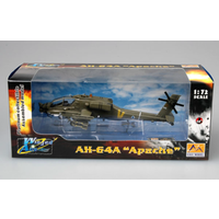 Easy Model 1/72 Heli Apache AH64A Israili Air force EAS-37027