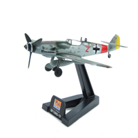 Easy Model 37205 1/72 Bf109G-10 Messerschmitt II./JG300 1944 Germany Assembled Model