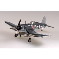 Easy Model 1/72 F4U-1A VF-17 Lt.Ike Kepford 1944 Assembled Model 37231