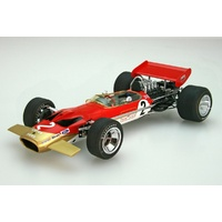 Ebbro 1/20 Formula 1 Car - Team Lotus Type 49B 1969 Plastic Car Kit
