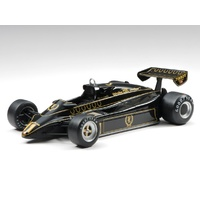 Ebbro 1/20 Formula 1 Car - Team Lotus Type 91 1982 British GP Plastic Car Kit