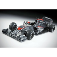 Ebbro 1/20 Formula 1 Car – McLaren Honda MP4-30 2015 Japan GP Plastic Car Kit