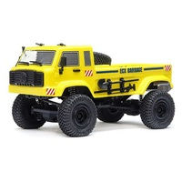 ECX 1/24 Barrage Scaler UV, RTR, Yellow, ECX00019T2