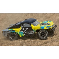 ECX 1/10 Torment SCT 2WD Bruyshed With LiPo RTR Blue/ Yellow