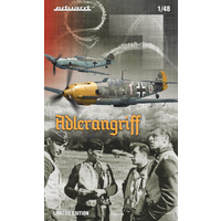 Eduard 11144 1/48 ADLERANGRIFF Limited edition Plastic Model Kit