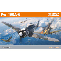 Eduard 82148 1/48 Fw 190A-6 Plastic Model Kit