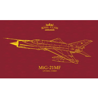 Eduard R0017 1/72 MiG-21MF Dual Combo Royal Class Plastic Model Kit