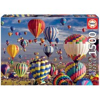Educa 1500pce Hot Air Balloons Puzzle 17977