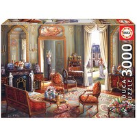 Educa 3000pce A Moment Alone  Puzzle 18012