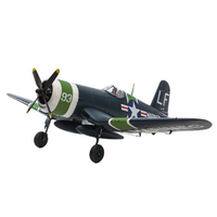 E-Flite F4U-4 Corsair 1.2M BNF Basic with Flaps and Retracts