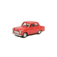 Emhar 1/76 Ford Prefect 100E 4D Saloon Red