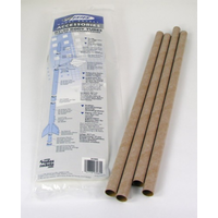 Estes Body Tube BT20 (Packet of 4) EST-3085