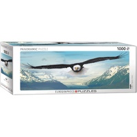 Eurographics 1000pc Eagle Panoramic Jigsaw Puzzle