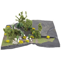 Faller HO Do-It Yourself Mini Diorama Ench.Fore