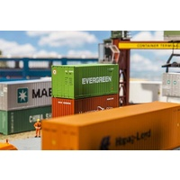 Faller 20 Container ?vergreen