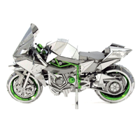 Metal Earth Iconix Kawasaki Ninja Metal Kit