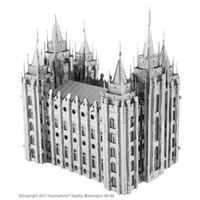 Metal Earth Iconix Salt Lake City Temple